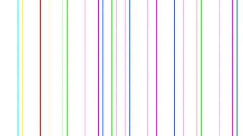Neon tube W Tsf F L 3 HD Stock Video Footage