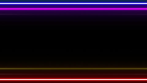 Neon tube W Ybf S L 1 HD CG動画