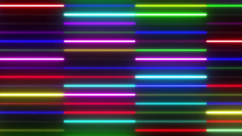 Neon tube W Ybm F S 1 HD Animation