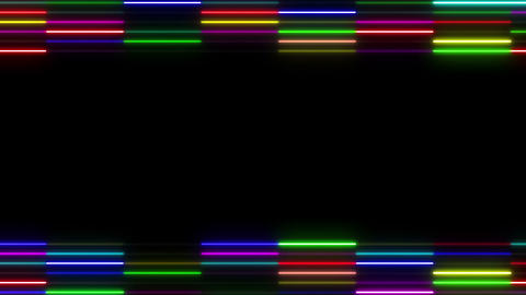 Neon tube W Ysm S S 1 HD Animation