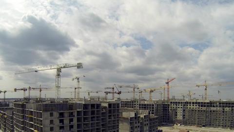 Estate Development Stock Video Footage