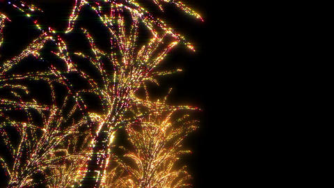 illumination tree neon A 1 HD Stock Video Footage