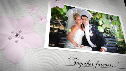 wedding 065 Apple Motion Template