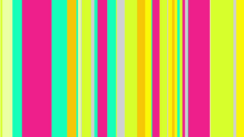 Multicolor lines Animation
