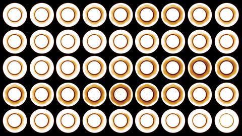 4 K Led Lights 15 red Footage