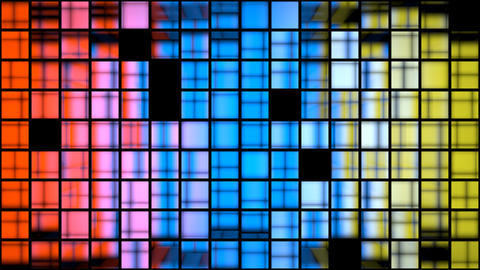 FUNKY GLOSSINESS 004 Vj Loop stock footage
