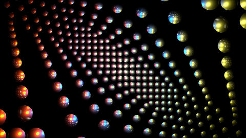 FUNKY GLOSSINESS 012 vj loop Animation