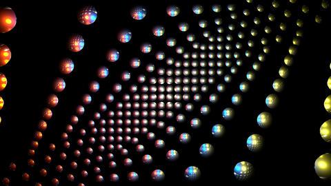 FUNKY GLOSSINESS 012 vj loop Stock Video Footage