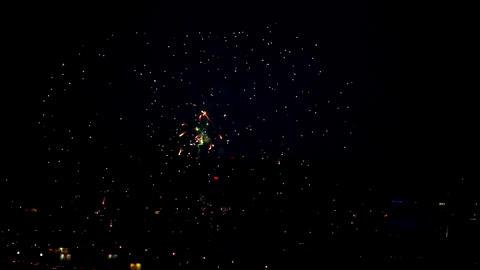 Fireworks Footage