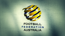 Australia National Football Team Flag (Loopable) Animation