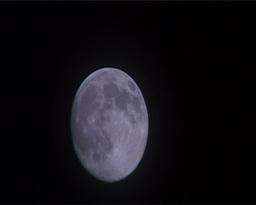 Full Moon Footage