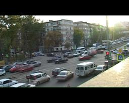 Traffic Jam Footage
