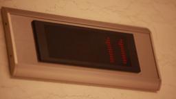 Digital Panel of Lift Footage