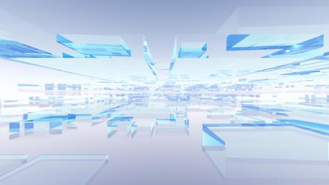 Boxes dimension CG動画
