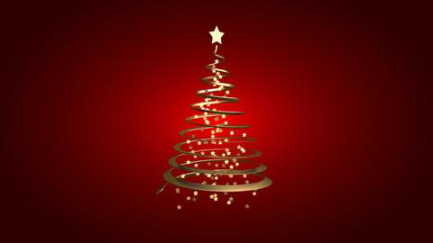 christmas tree 11 Animation