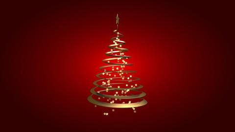 christmas tree 11 Stock Video Footage