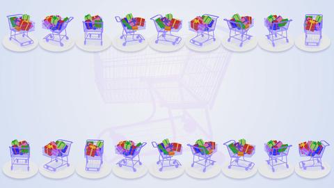 Shoppingcart Frame Dp HD Animation