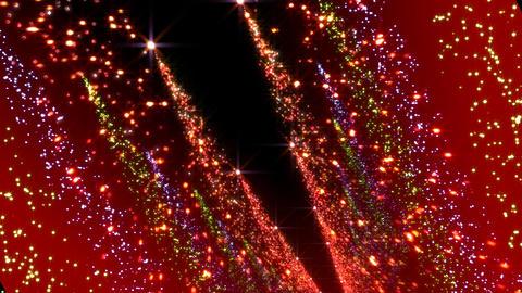 Glitter 5 Cc HD Stock Video Footage