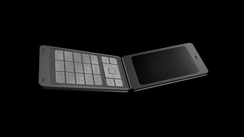 Mobile Phone M1b B Animation
