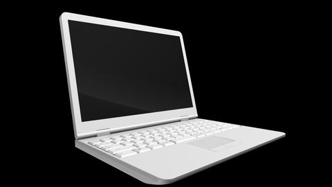 Computer Notebook Pw B CG動画