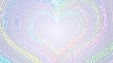 Line Heart LH Tun Ab HD Stock Video Footage