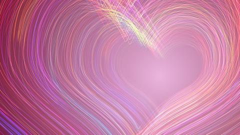 Line Heart LH Tun Bc HD Stock Video Footage