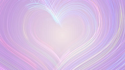Line Heart LH Tun Cb HD Stock Video Footage