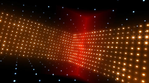 LED DenQ SCb Stock Video Footage