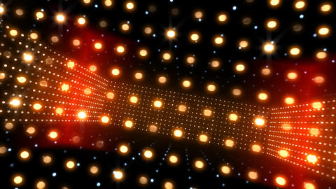 LED DenQ SCb 動画素材, ムービー映像素材