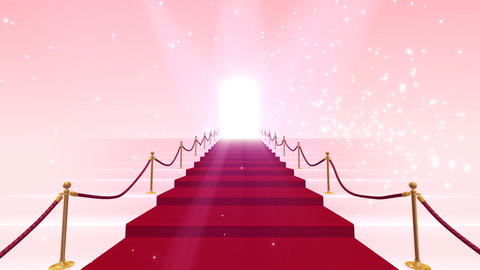 Red Carpet PkL HD stock footage