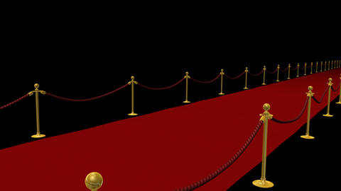 Red Carpet S CfS HD Animation
