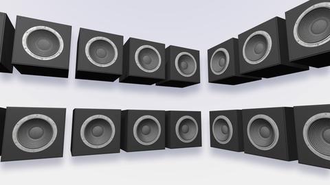 Speakers Stage Aa HD CG動画