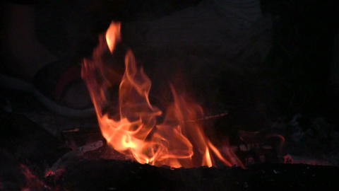 Bonfire 3 Footage
