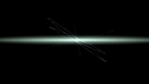 HD explosion light0001 Stock Video Footage