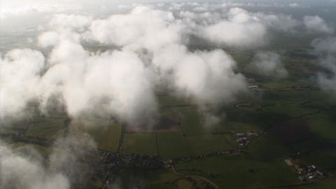 AboveClouds Time lapse Stock Video Footage