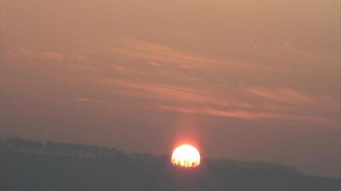 Timelapse mainclips Sunrise Stock Video Footage
