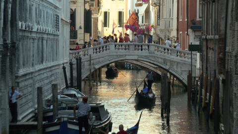 Ponte Sospiri 03 Footage