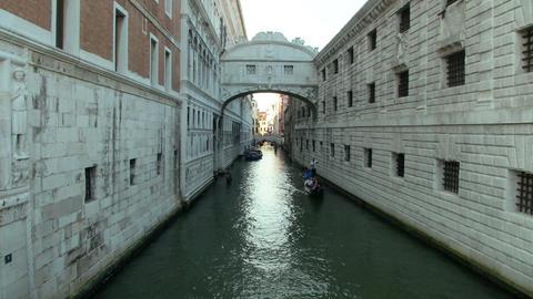 Ponte Sospiri 05 Footage
