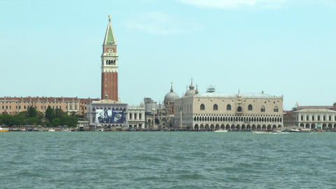San Marco lagoon 06 Footage