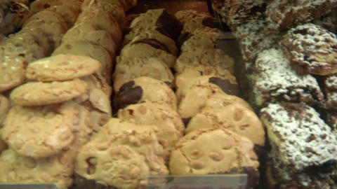 Venice pastries 01 Footage