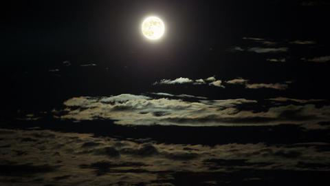 藍月 Bluce Moon Footage