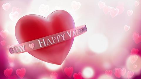Happy Valentine's Day, Stock Animation
