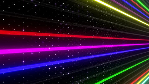 Neon tube W Nbf F L 2 HD Animation