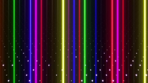 Neon tube W Tbf F L 2 HD Animation