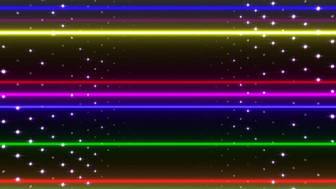 Neon tube W Ybf F L 2 HD Animation