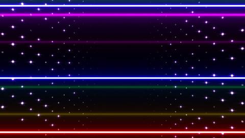 Neon tube W Ybf F L 2 HD 動画素材, ムービー映像素材