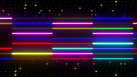 Neon tube W Ybm S S 2 HD, CG動画素材