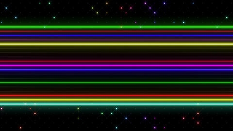 Neon tube W Ysf S L 2 HD Animation