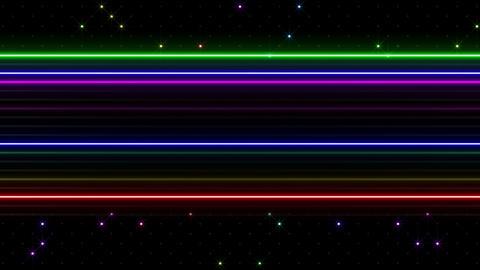 Neon tube W Ysf S L 2 HD, CG動画素材