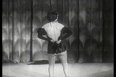 The Dance of Desire features a stripper performing Footage